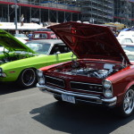 Hot Rod Power Tour 2014 - Day 1