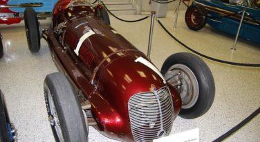 Gunner's Classic Corner: 1938 Maserati 8CTF Boyle Special