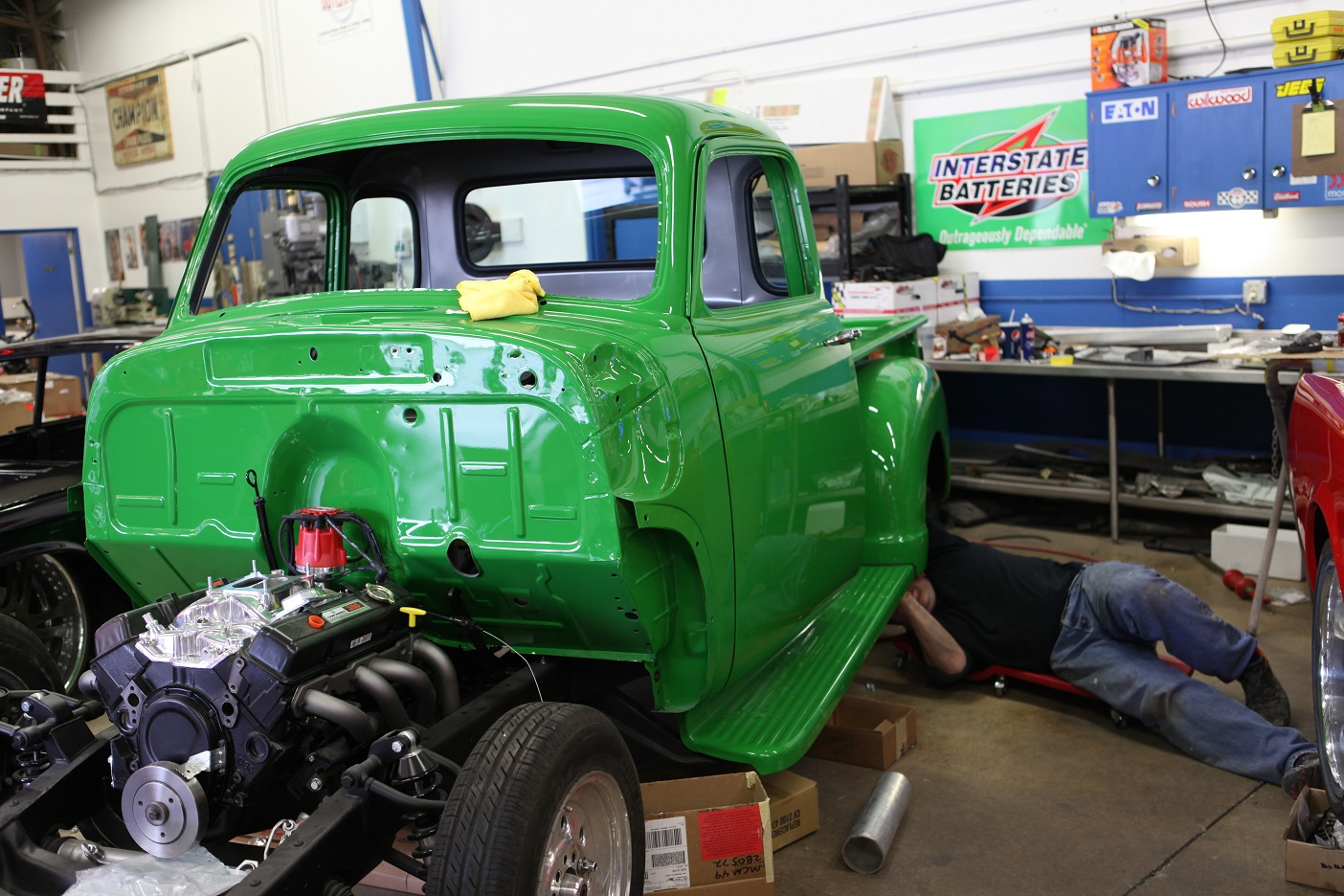 Metalworks Classics Shop Tour-027