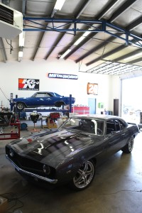 Metalworks Classics Shop Tour