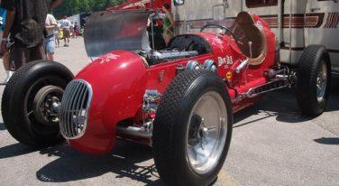 [Gunner's Classic Corner] Gable's Red Hot Wheels at Elkhart Lake