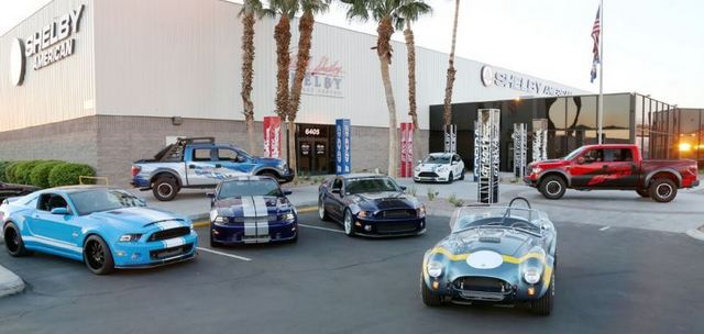 Shelby American Sale Featured