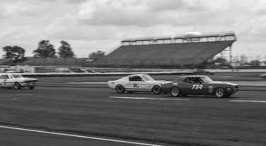 The Brickyard Vintage Racing Invitational at Indy