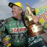 John Force Blazes New Records at the Summit Racing Equipment NHRA  Nationals in Norwalk