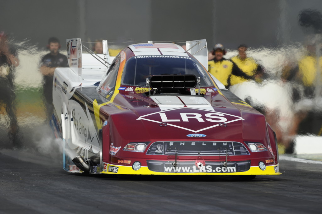 Photo: Courtesy of the NHRA