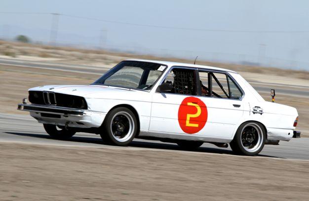 Class A BMW