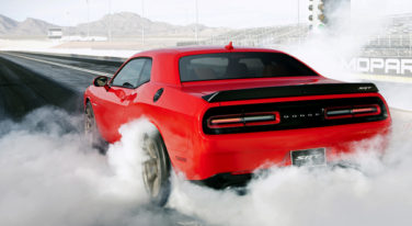 2015 Dodge Challenger SRT Hellcat is an 11-second Car Straight off the Showroom Floor