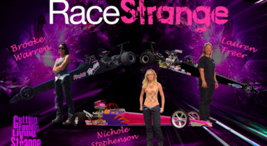 Dames of Drag Racing