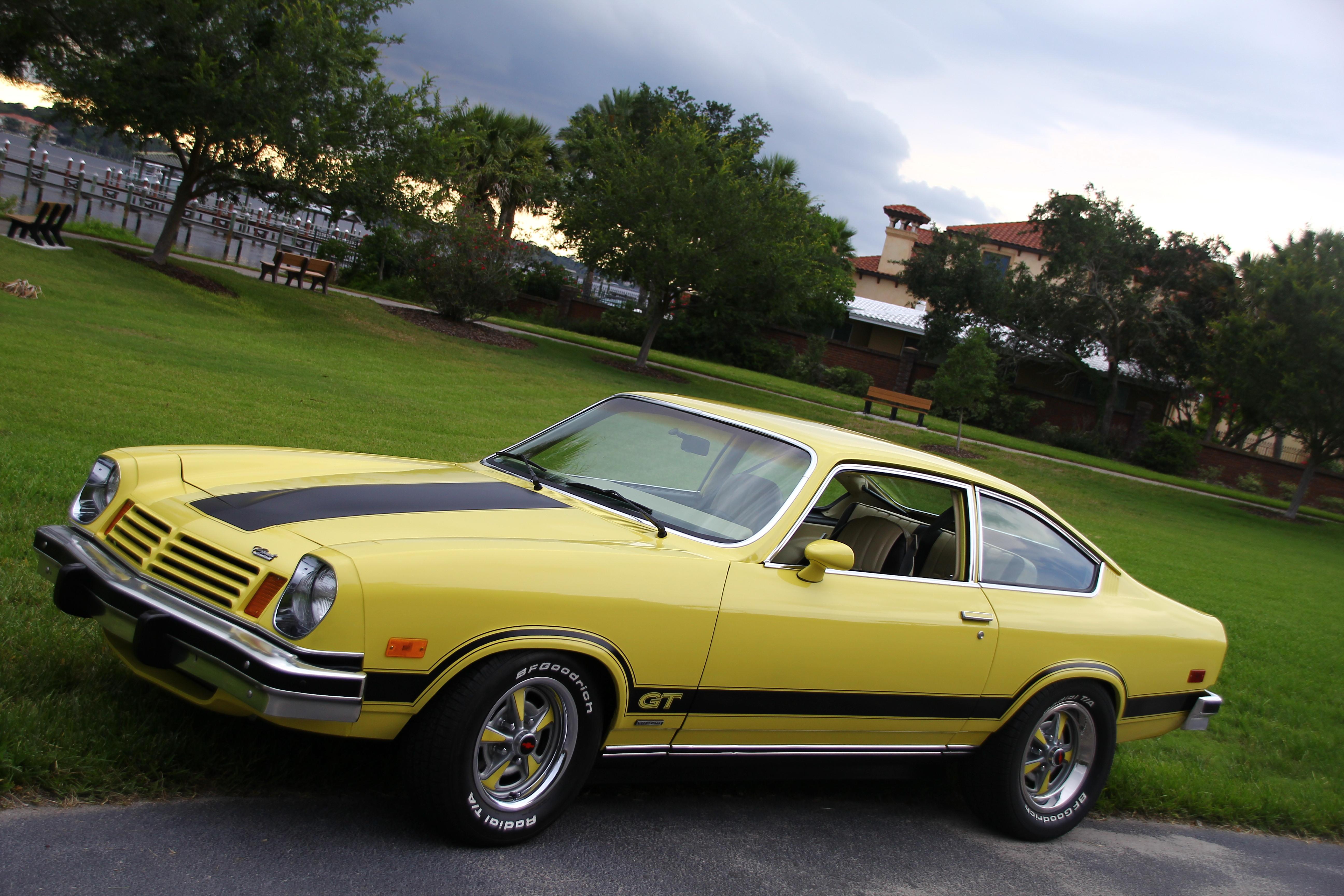Hammer Time! A 1974 Chevrolet Vega GT Gets an Overhaul – RacingJunk News