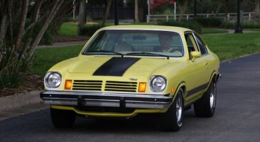Hammer Time! A 1974 Chevrolet Vega GT Gets an Overhaul