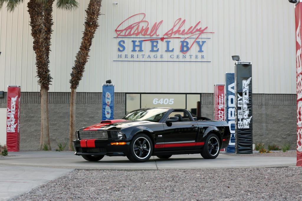 Barrett-Jackson Shelby GT