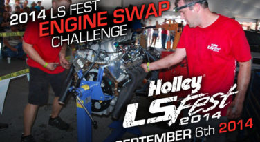 Holley Seeking Teams for Car Craft Engine Swap Challenge During 2014 LS Fest
