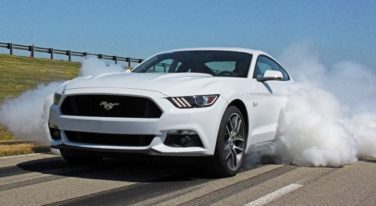 Ford Rolls Out First Official 2015 Mustang Power Figures