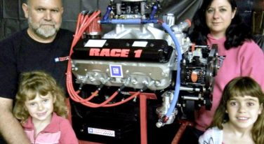 Race-1 Growing in the Crate Engine World