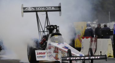 Lucas Takes Top Fuel Top Honors in Brainerd