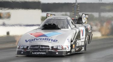 Five Questions with Funny Car Driver Jack Beckman