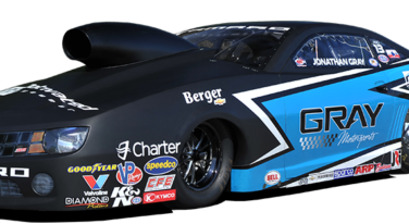 Five Questions With Pro Stock Driver Jonathan Gray