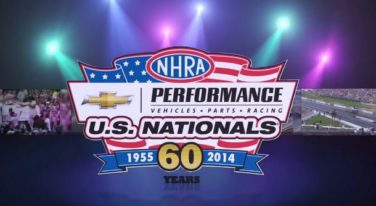 60th Anniversary Chevrolet Performance U.S. Nationals Revisits Indy's Historic NHRA Races