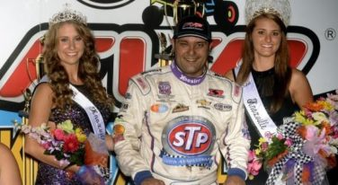 Donny Schatz Nearly Perfect in Eighth Knoxville Nationals Title!