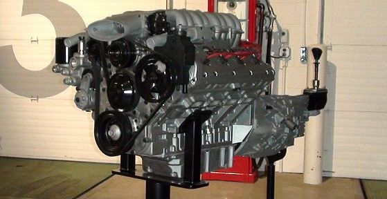 Drag Racing 101 Crate Engine