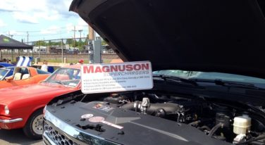 Magnuson Supercharges the RacingJunk/AED Performance Chevy Silverado
