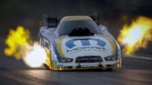 Matt Hagan Funny Car