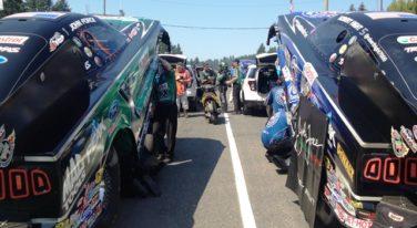 Looking Ahead to Brainerd with John Force Racing
