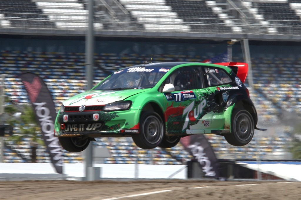 Red Bull Global Rallycross 287