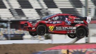 Red Bull Global RallycrossFeature