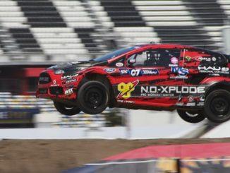 Red Bull Global RallycrossFeature