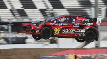 Red Bull Rallycross at Daytona International Speedway