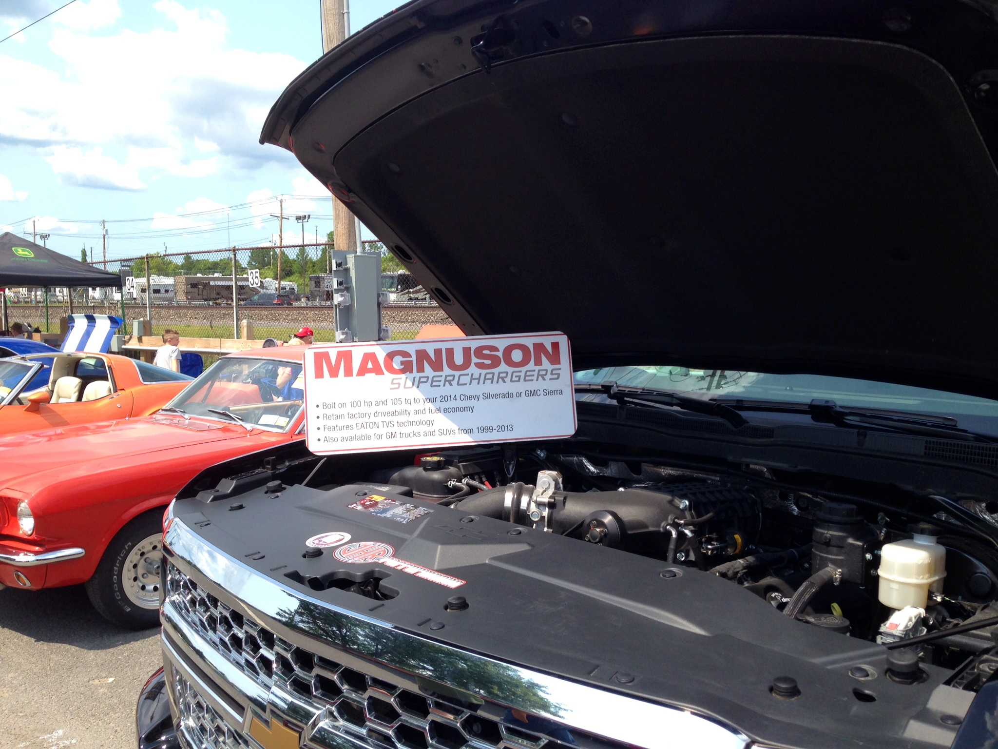 Magnuson Supercharges the RacingJunk/AED Performance Chevy