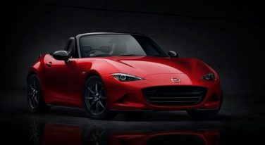 2016 Mazda MX-5 Miata To Be Revealed at 6 p.m. PST