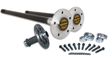 [Press Release] Strange Engineering's Axle Spool Package!