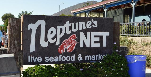 Neptune's Net Malibu
