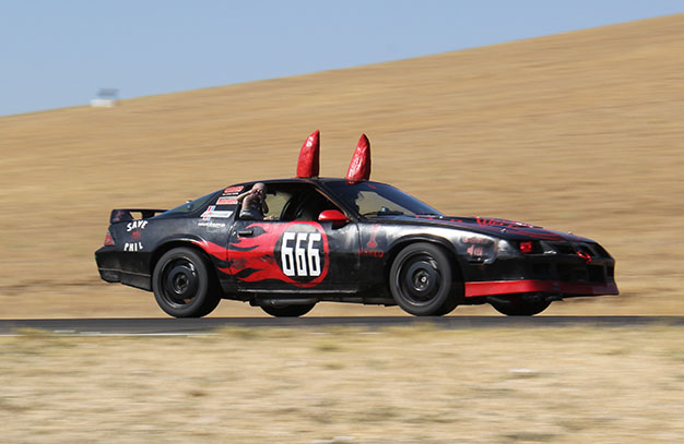 car 666