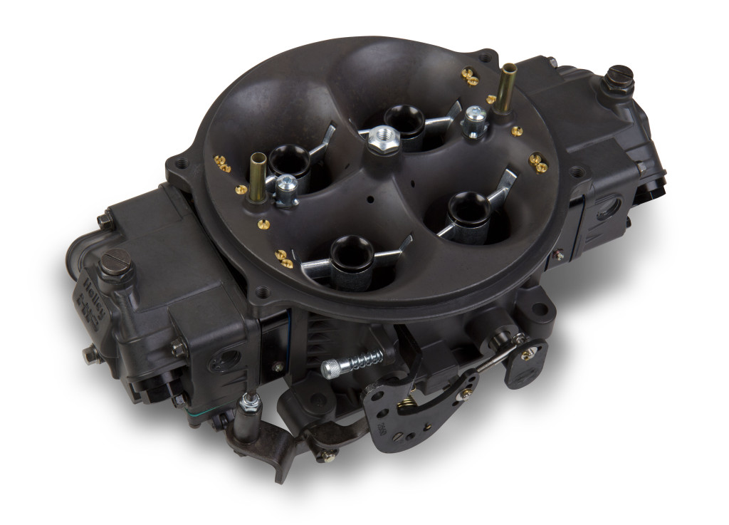 A Holley Gen 3 1050 CFM Dominator Carburetor
