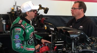 John Force Accepts Crew Chief Jimmy Prock's Resignation Today