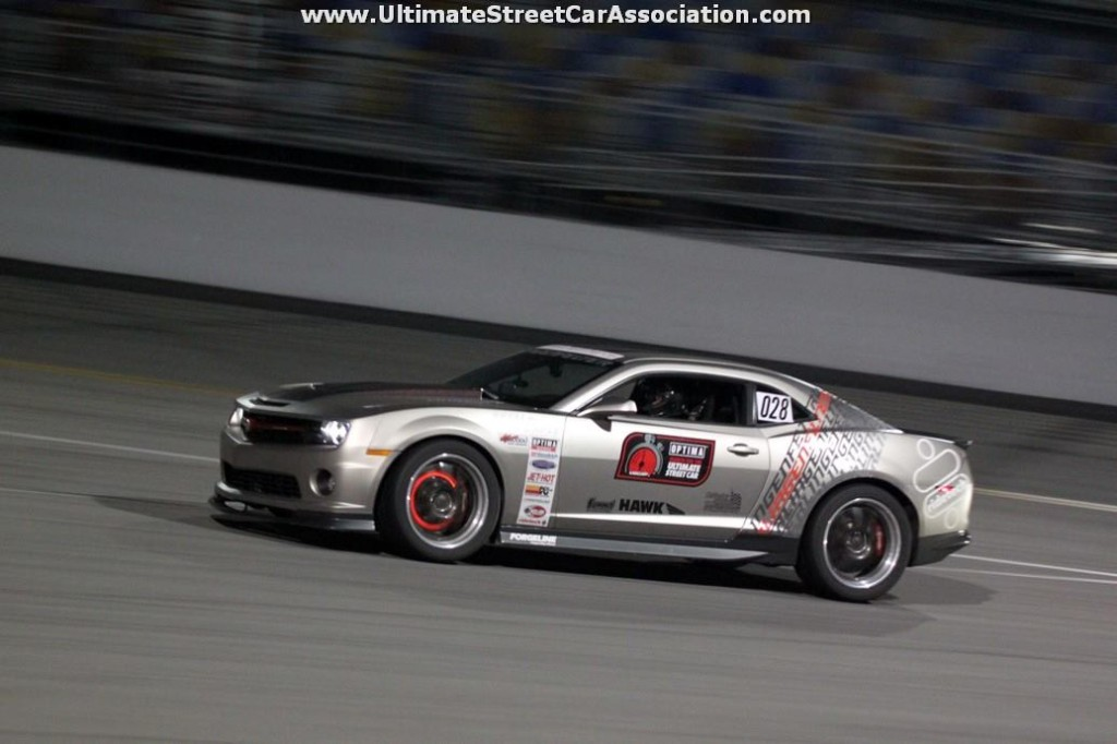 Lingenfelter Camaro at Night - USCA Daytona