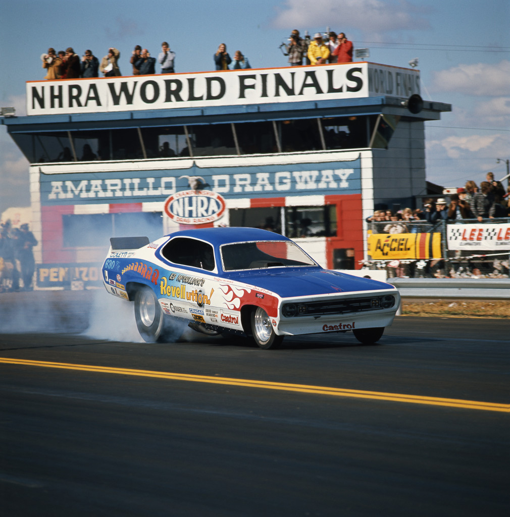 NHRA/National Dragster photo