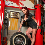 Pinup of the Week: Miss Ricochet