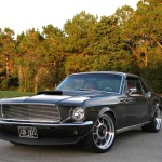 A '67 Mustang Coupe Rises From the Ashes
