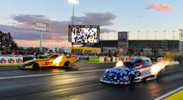 NHRA Points Battles Tighten Up Going into Pomona