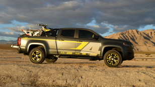 2015 Chevrolet Colorado Performance Concept