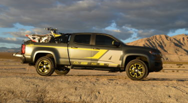 2015 Chevrolet Colorado Accessorizes for Adventure