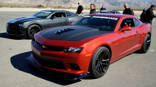 Chevrolet Camaro SS with Z/28 Performance Parts