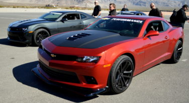 Build the Ultimate Street and Track Camaro SS