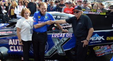 Lucas Oil and JFR