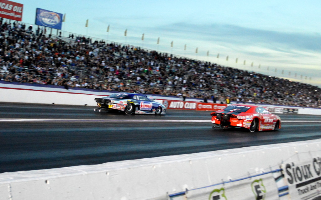 Erica Enders-Stevens' winning pass against Jason Line