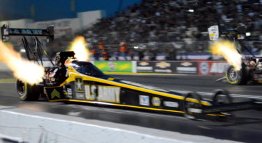 Racing Action from the 50th NHRA Auto Club Finals